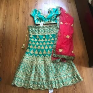 Dresses & Skirts - Lehenga Choli 40 never worn